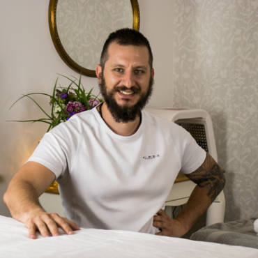 Balogh Miklós gyógymasszőr Budapesten
